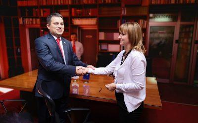 Склучена соработка со Универзитетот за туризам и менаџмент-Скопје