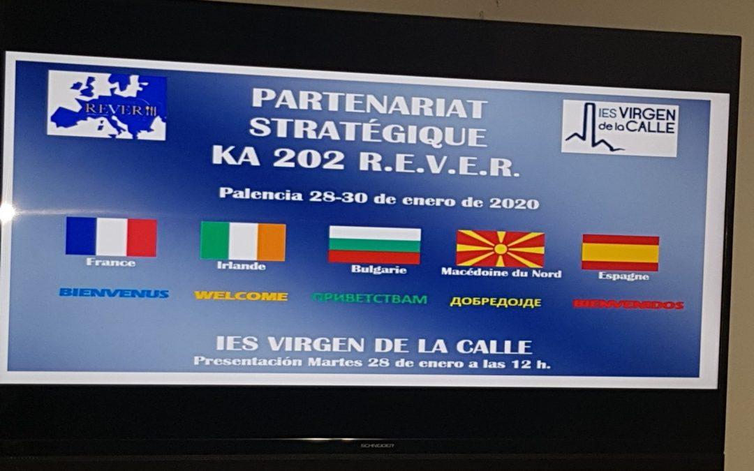Еразмус+ К2 Ревер – Шпанија